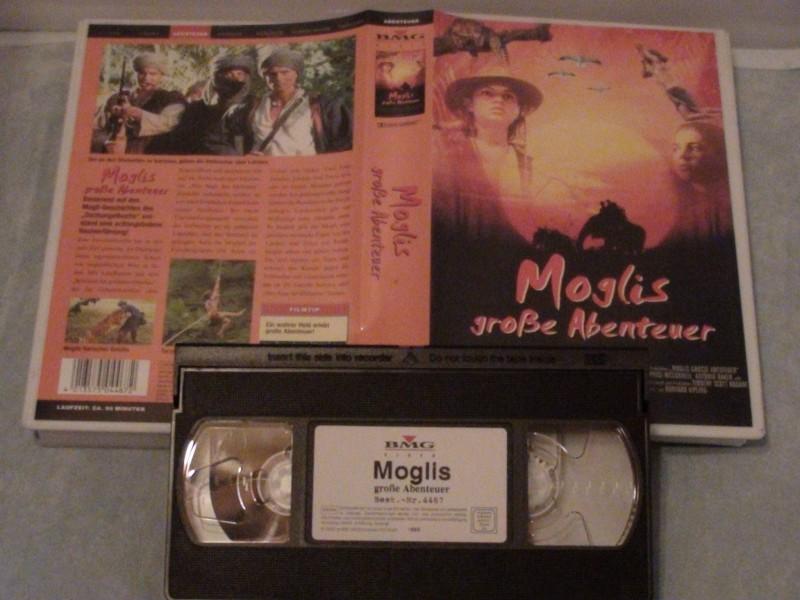 UFA Moglis große Abenteuer