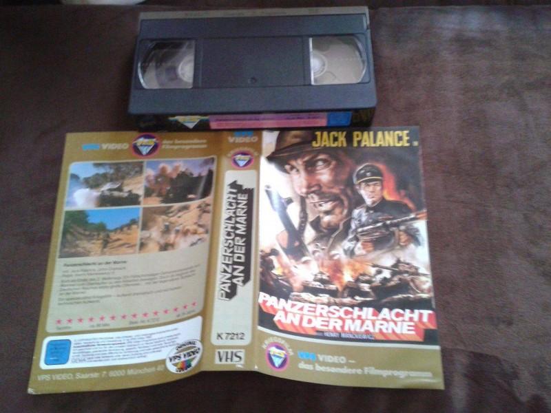 Panzerschlacht an der Marne [VPS] Italo, Jack Palance