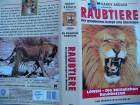 RAUBTIERE ... Löwen - Die königlichen Raubkatzen