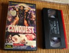 Conquest 1983 VHS Video Erstauflage (VCL rarität, Fulci)