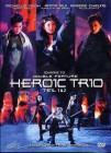 Heroic Trio 1 & 2 - Schuber DVD Uncut - OVP