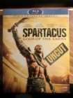Spartacus Gods of the Arena - Uncut Version - Blu Ray