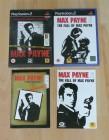 Max Payne und The Fall Of Max Payne (1+2) Playstation 2
