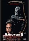 Halloween 5 - große Hartbox - Limitiert - uncut - DVD