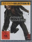 Ninja Assassin - Blu-Ray - neu in Folie - uncut!!