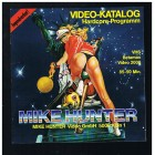 Mike Hunter Video Katalog Index  64 Seiten   VHS ( P 38)