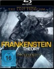 The Frankenstein Theory BR - NEU - Blu Ray