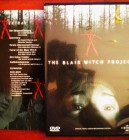 The Blair Witch Project - newly discovered Footage - DVD