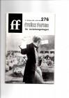 Freies Forum 276 - für Erziehungsfragen 27 Jahrgang 1993 NEU