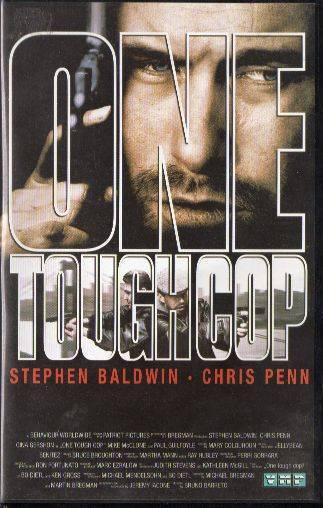 One Tough Cop (Stephen Baldwin) PAL VMP VHS (#16)