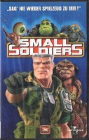 Small Soldiers PAL Universal VHS (#4)