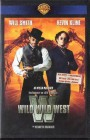 Wild Wild West (Will Smith) PAL Warner VHS (#10)