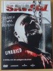 SAW IV - Limited Collector's Edition Unrated Uncut OOP