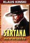 Sartana - Töten war sein täglich Brot - Klaus Kinski - DVD