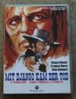Mit Django kam der Tod Franco Nero/Klaus Kinski  DVD *UNCUT*