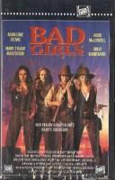Bad Girls (Drew Barrymoore) PAL Fox VHS (#2)