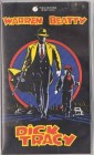 Dick Tracy (Warren Beaty) PAL Touchstone VHS (#9)