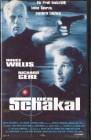 Der Schakal (Bruce Willis) PAL Concorde VCL VHS (#10)