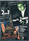 White Zombie / House on Haunted Hill - Vincent Price, Lugosi