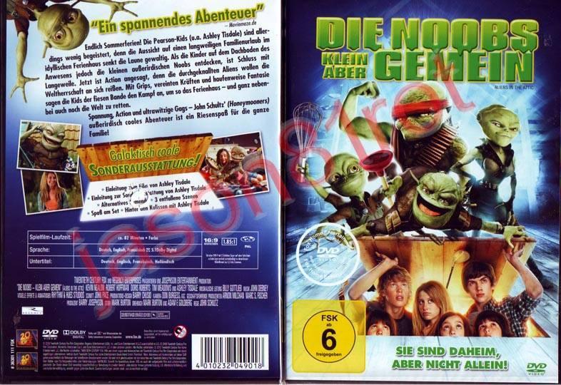 Die Noobs - Klein aber gemein / DVD NEU OVP
