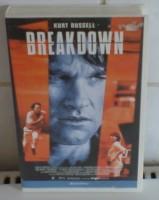 Breakdown (Kurt Russell) BMG/UFA Video Großbox TOP ! ! !