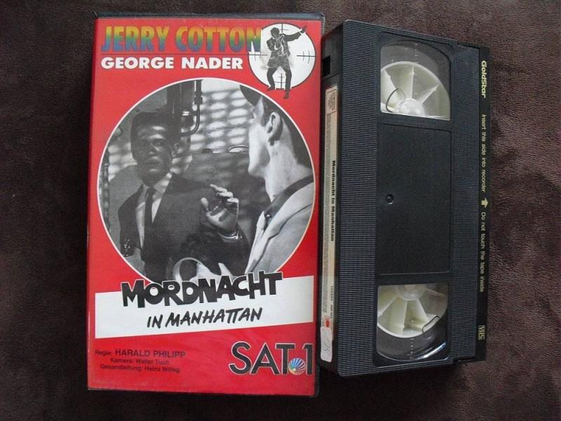 Jerry Cotton - Mordnacht in Manhattan [Taurus]
