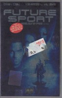 Future Sport (Wesley Snipes) PAL Columbia Tristar VHS (#4)