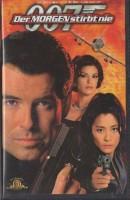 007 Der Morgen stirbt nie (Pierce Brosnan) PAL MAGM VHS (#8)