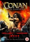 CONAN THE BARBARIAN 2011, UNCUT, UK DVD