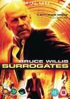 UK DVD - SURROGATES- BRUCE WILLIS - UNCUT