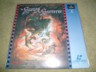 Laserdisc the Sword and the Sorcerer