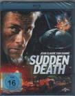 Sudden Death - Blu-Ray - neu in Folie - uncut!!