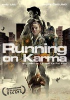 Running on Karma - Andy Lau, Johnnie To - DVD