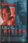Letters From A Killer (Patrick Swayze) PAL CMP VHS (#4)