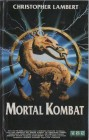 Mortal Kombat (Christopher Lambert) PAL VMP VHS