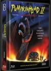 PUMPKINHEAD 2 (DVD+Blu-Ray) - Cover A - Mediabook - Uncut