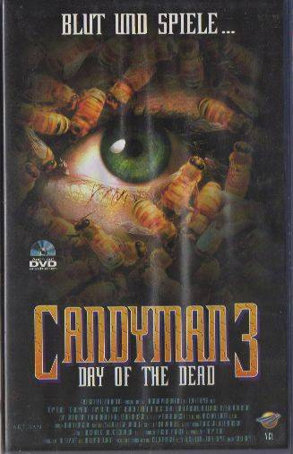 Candyman 3 - Day Of The Dead PAL VCL VHS (#5)
