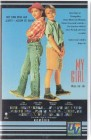 My Girl (Macaulay Culkin) PAL United VHS (#10)
