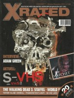 X-Rated Magazin - 71 - Oktober - November 2013