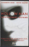 Hollow Man PALColumbia Tristar VHS (#12)
