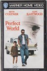 Perfect World (Kevin Costner) PAL Warner VHS (#12)