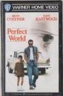 Perfect World (Kevin Costner) PAL Warner VHS (#12)