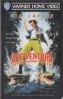 Ace Ventura - Jetzt wird´s wild PAL Warner VHS (#9)