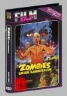 Zombies unter Kannibalen - gr Hartbox Lim 100 - Neu