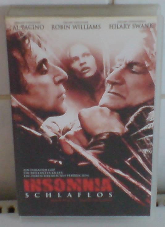 Insomnia-Schlaflos (Al Pacino,Robin Williams) Warner Großbox