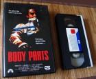 Body Parts VHS Erstauflage CIC 1992 gibt es nicht auf DVD