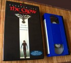 The Crow - Die Krähe 1994 VHS Erstauflage Touchstone Video