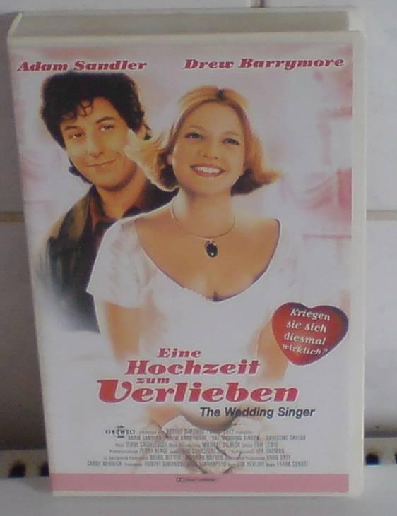 Eine Hochzeit zum Verlieben(Adam Sandler)BMG/UFA Großbox TOP