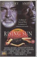 Rising Sun (Wiege der Sonne)  PAL UK-IMPORT Fox VHS (#10)