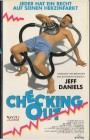 Checking Out (Jeff Daniels) PAL VCL VHS (#12)